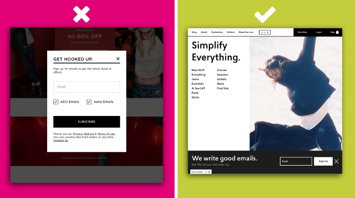 Accessibility Modal View Example