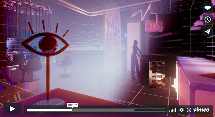 Vimeo Still of Hyphen-Labs Project